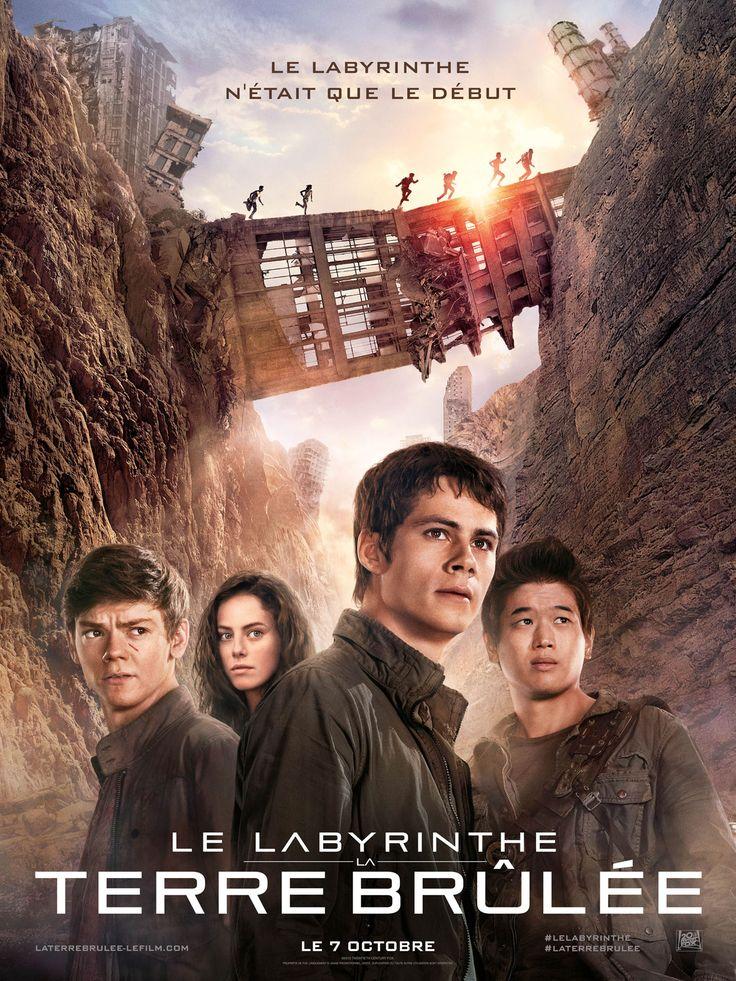 Le Labyrinthe : La Terre brûlée est un film de Wes Ball avec Dylan O'Brien, Ki Hong Lee. Synopsis : Dans ce second volet de la saga épique LE LABYRINTHE, Thomas et les autres Blocards vont devoir faire face à leur plus grand défi, rechercher des indi