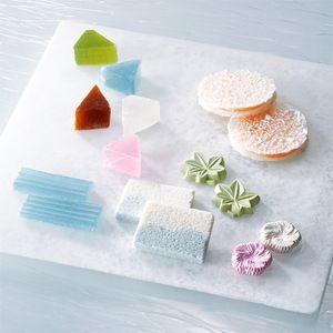 味と意匠で季節を伝える、御菓子司の風雅な和菓子。【高島屋限定】京都 御干菓子詰合せ(清涼)