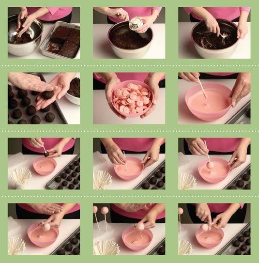Come si fanno cake pop perfetti: le 10 regole di Cakemania: Cakes Pop, Minis Treats, Minis Dog Qu, Fanno Cakes, Irresist Minis, Cake Pop, Parties Ideas, Sweet Occa, Di Cakemania