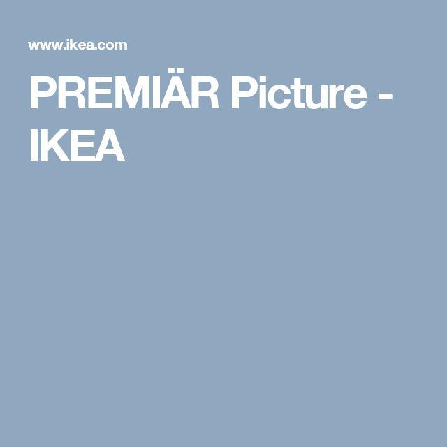 PREMIÄR Picture - IKEA