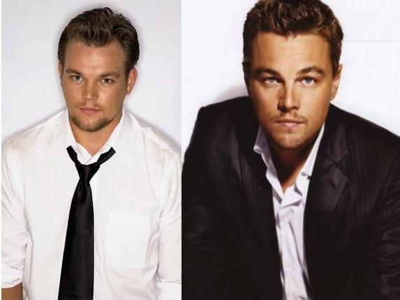 Leonardo Decaprio Look A Like