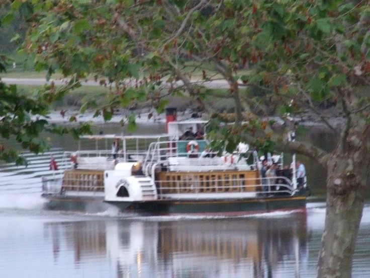 The paddle steamer Waimarie on our beautiful awa Whanganui, New Zealand