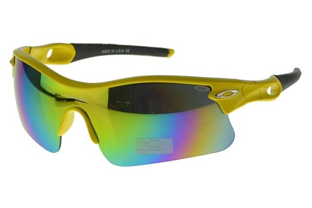 776b464eedc Oakley Radarlock Yellow Frame