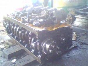 Mesin Diesel panas kompresi mekanik alat berat perbaikan dan perawatan Nah kali ini biar sedikit beda kami akan ...