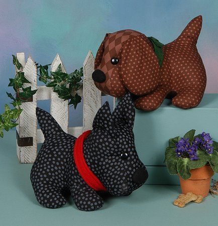 Cotton Ginny's Cats & Dogs Patterns