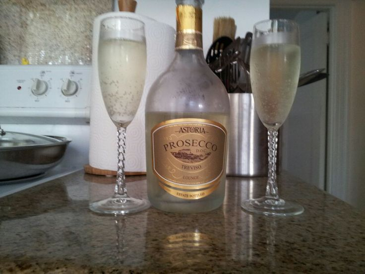 Astoria Prosecco $10-$13, great for parties or as a hostess gift. Slightly sweet, big bubbles