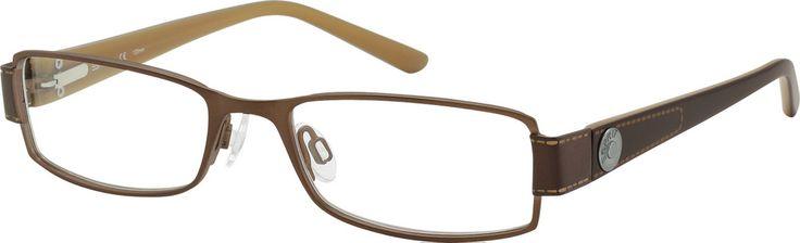 ESPRIT ET 17319 Prescription Eyeglasses<br>(Metal & Plastic)