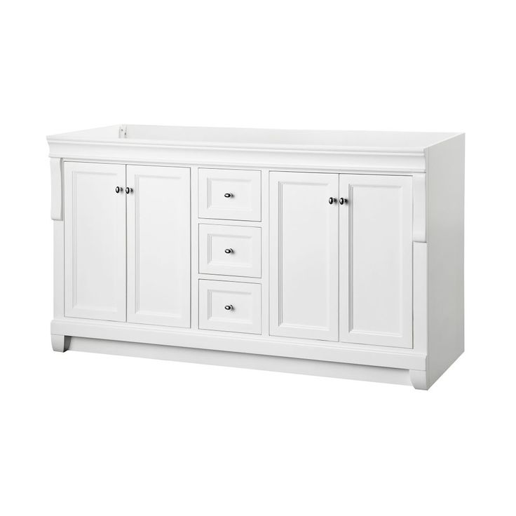 Cabinets naples and 60 inch vanity on pinterest for Bathroom cabinets naples fl