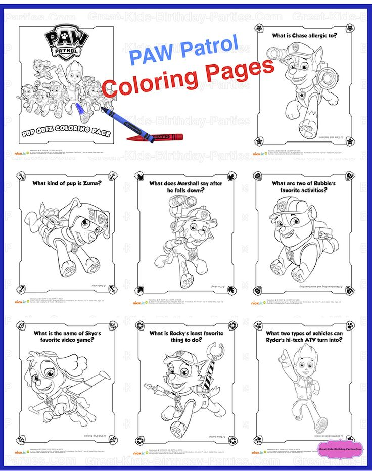1000 ideas about Paw Patrol Invitations on Pinterest