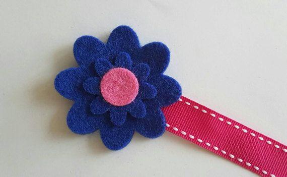 Check out this item in my Etsy shop https://www.etsy.com/uk/listing/497090580/felt-flower-bookmark-felt-bookmark