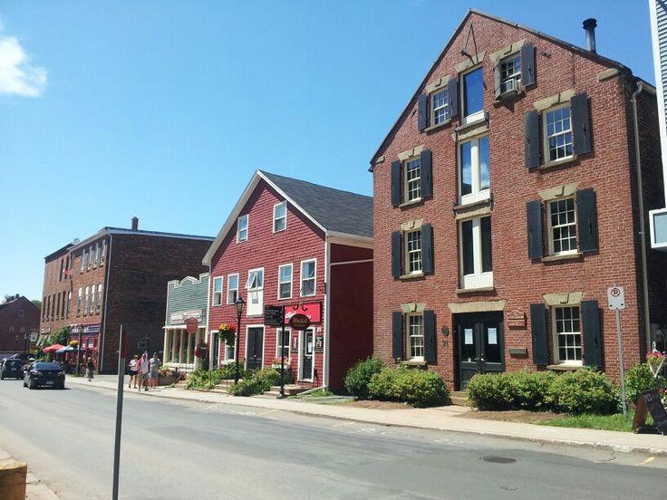 Water Street, Charlottetown, PEI
