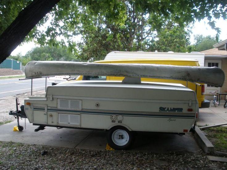 Kayak Racks For Pickup Trucks >> Custom Built Canoe Rack | CAMPING | Pinterest | Canoe rack