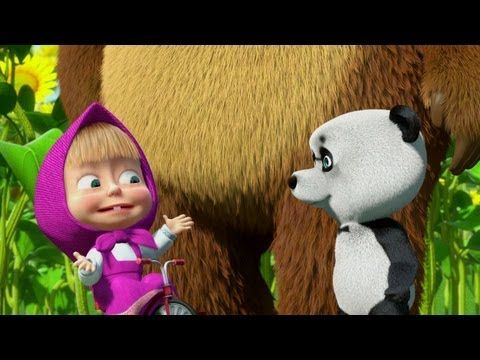 Маша и Медведь - Дальний родственник (Masha and the Bear - Little Cousin)