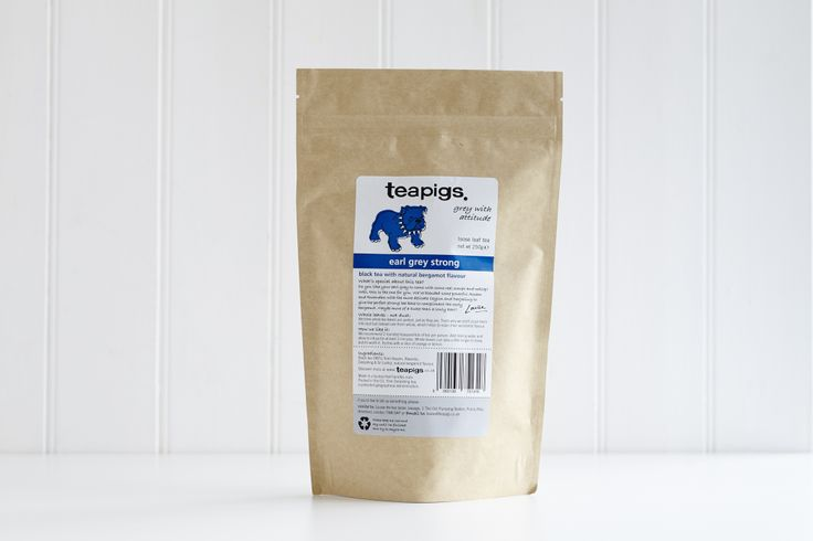 Lovely big bag of earl grey strong loose!
