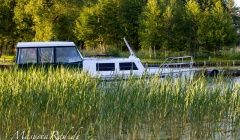 #hausboot #masuren Weekend 820 Masuren Hausbooturlaub