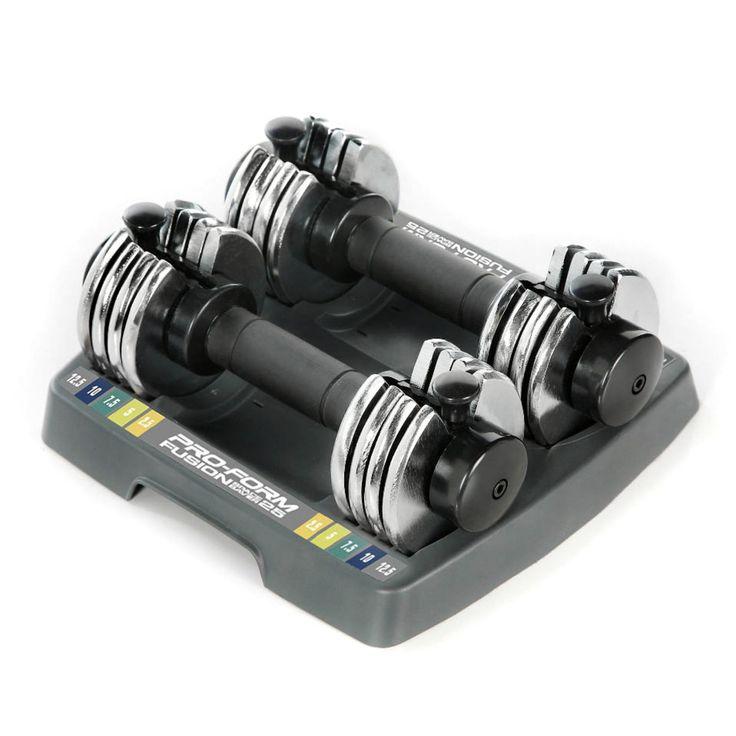 ProForm 25-lb. Adjustable Dumbbell Set - PFSAW2514