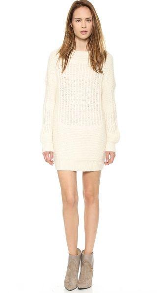 IRO Selena Sweater Dress
