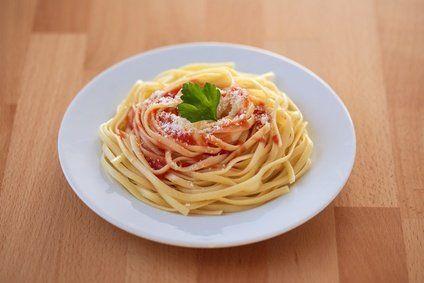 Selbstgemachte Nudeln ohne Ei  #pasta #ei #nudeln