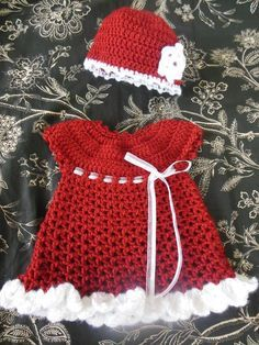 Vestido rojo navidad