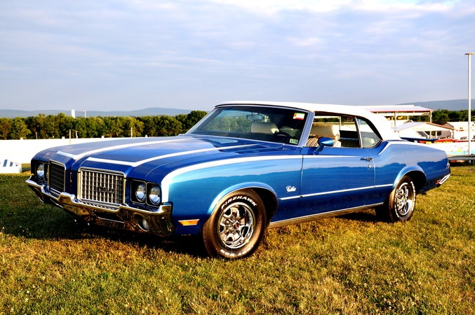 1972 Cutlass Supreme This was Carl's car when he picked me up for our very first date, we loved that car!