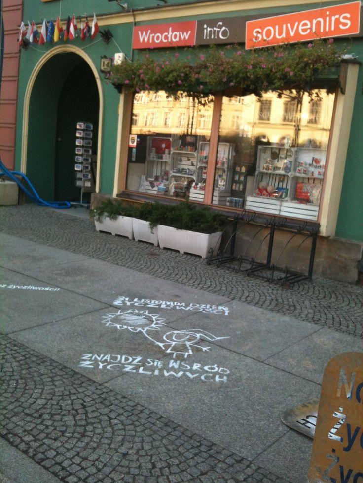Milk Paint for Wrocław City hall