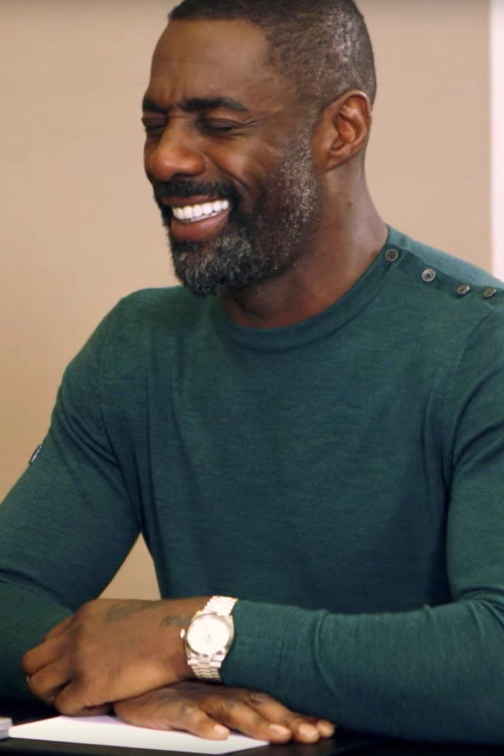 Watch Idris Elba Get Schooled in the Art of Dating by a Bunch of Cute Kids