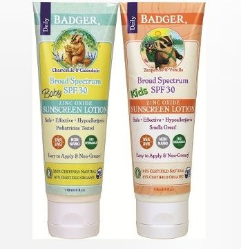 Best All Natural Sunscreen For Infants