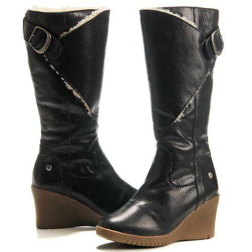 Ugg Corinth Boots 5756 Black http://uggbootshub.com/wholesale-ugg-boots-ugg-corinth-boots-5756-c-1_26.html