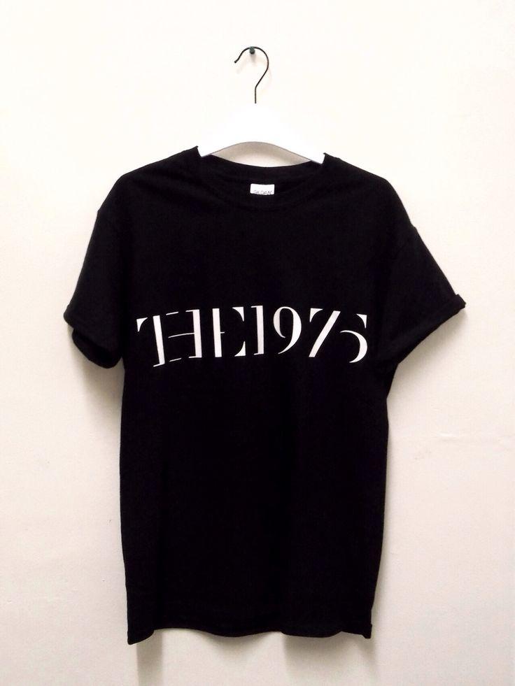 <3 The 1975 <3 I want this band shirt so bad!!!!!