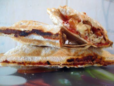 Sandwich Maker Pizza By Chef Shireen anwer | Creative Recipes