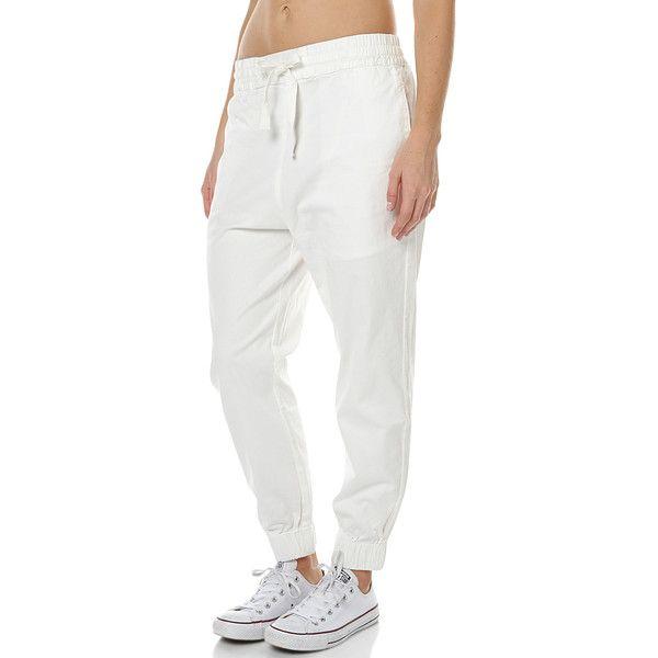 Best 25  White jogger pants ideas on Pinterest