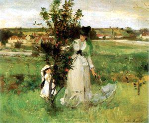 L'Impressionnisme - Les femmes peintres impressionnistes