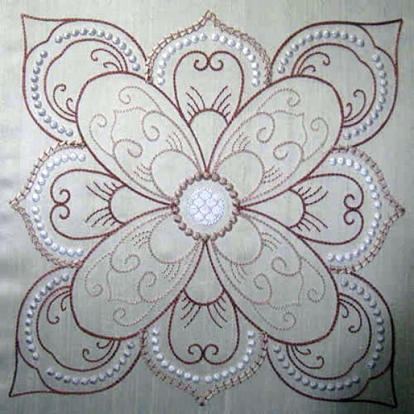 19 Best Embroidery Images On Pinterest Embroidery Stitches