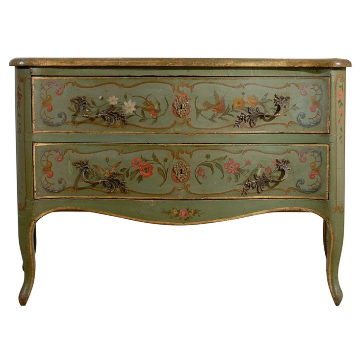 Italian 19th Century Painted Commode Seller Jacqueline Adams – Painted  Furniture - 104 Best Painted Furniture Inspiration Images On Pinterest