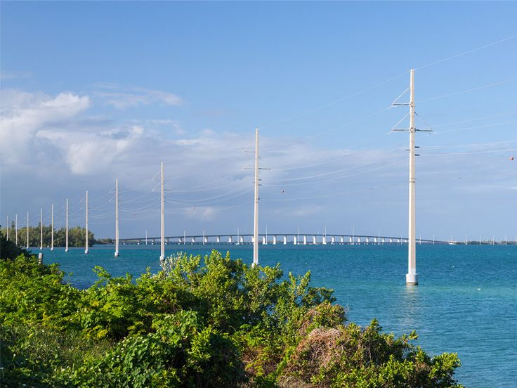 Overseas-Highway (Rte 1 from Miami to the Florida Keys)