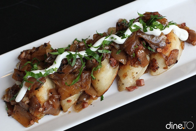417 Restaurant & Lounge.  Click here too see the full delicious menu http://www.dine.to/417 #foodies #food #danforth #toronto