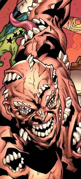 Maw (Inferno Baby) (Earth-616) from New Mutants Vol 3