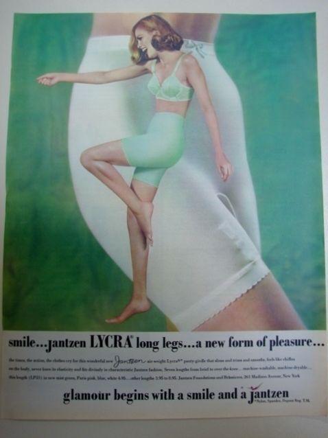 Cotton Pantyhose Mist 83
