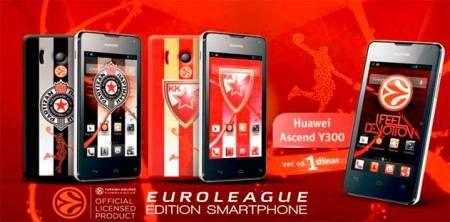 Huawei Ascend Y300 sa obeležjima naših evroligaša KK Partizan i KK Crvena Zvezda http://www.personalmag.rs/mobile/huawei-ascend-y300-sa-obelezjima-nasih-evroligasa-kk-partizan-i-kk-crvena-zvezda/