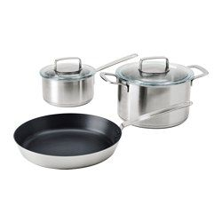 Pots, Sauce Pans & Pressure Cookers - IKEA