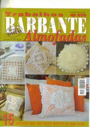 pillows - bj mini - Álbuns da web do Picasa...Free book and diagrams!!