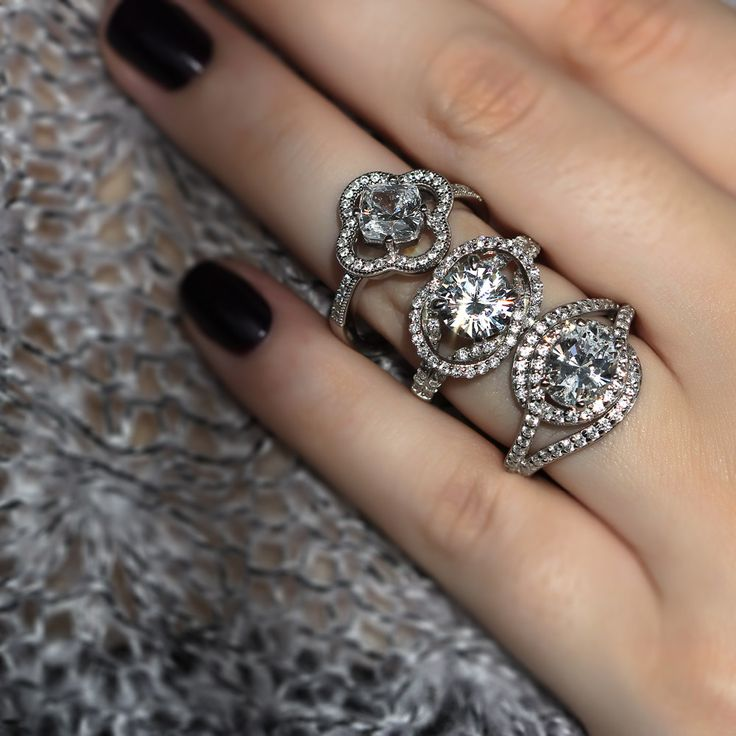 Baby, you're a firework!  Shop hidden gems >> http://www.berricle.com/jewelry-rings.htm?dir=desc&order=newarrivals&utm_medium=organic&utm_campaign=3_rings&utm_source=pinterest