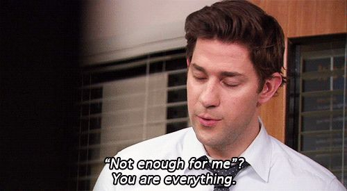 The Office - one of the best Pam & Jim moments of the entire series :)