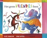 Kerntitel Kinderboekenweek 2014 Het grote vriendjesfeest - Hans Kuyper