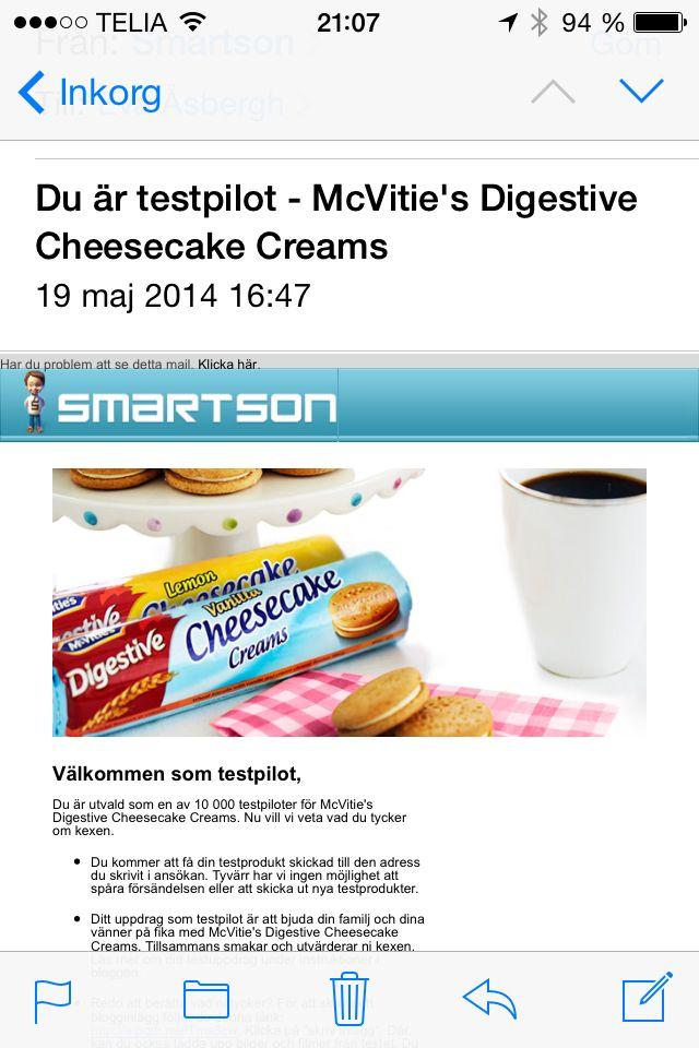 #smartsonmcvities #digestive #kex #cheesecake  #smartson.