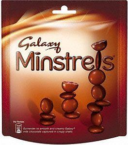 Best chocolate in the world - galaxy minstrels