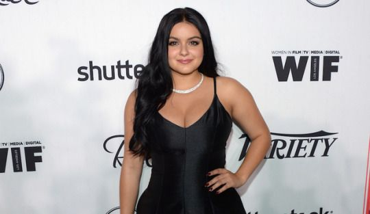 Stop Comparing Ariel Winter to Kylie Jenner