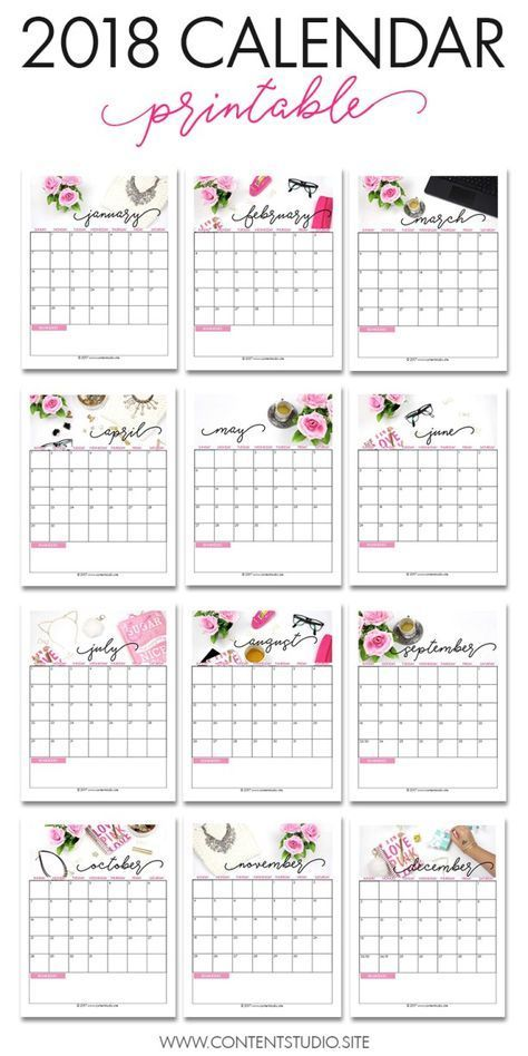 Best 25+ Free printable calendar ideas on Pinterest Free - printable calendar template