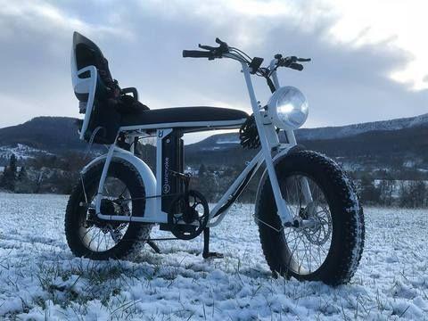 UNIMOKE- A cool and powerful fun electric fatbike – Urban Drivestyle GmbH