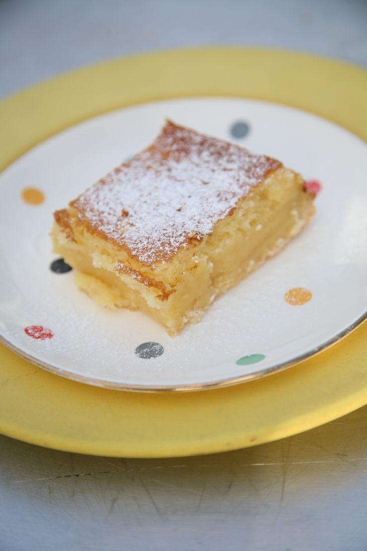 Lemon Deliciousness Slice  Ripe Recipes - A Fresh Batch By Angela Redfern